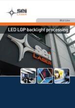 SEI Laser Blu line brochure