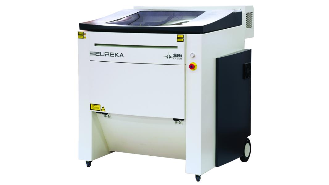 Macchina taglio laser legno Eureka