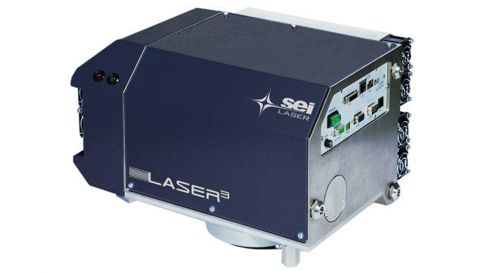 Laser <sup>3</sup>