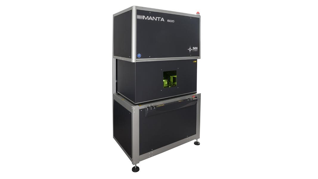 macchina laser per l'incisione del metallo