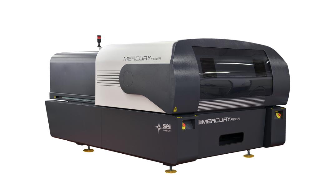 mercury fiber metal laser cutting