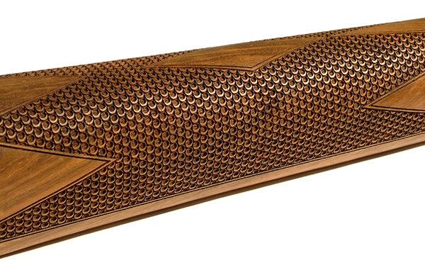 zigrino fucile legno