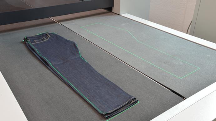 Flexi Denim 2C puntatore laser